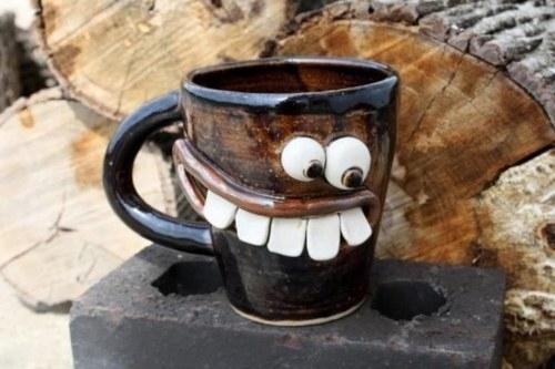 Утро начинается с чашки